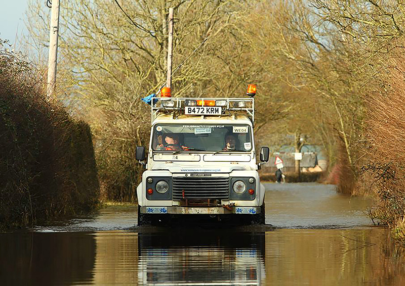 Somerset Floods